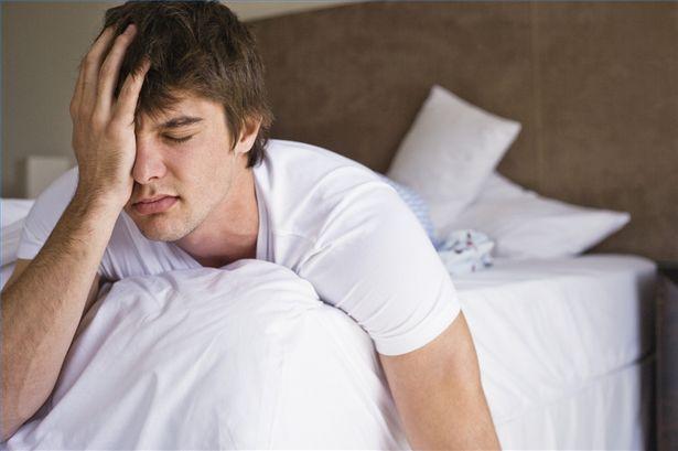 trastorno sueño