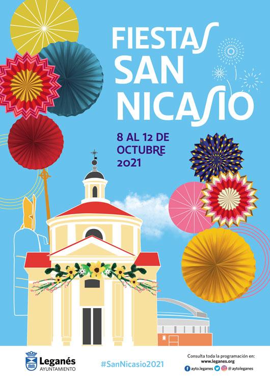 Pignoise, La Oreja de Van Gogh, Víctor Manuel y los festivales San Nicasio Rock y Dial Únicos, protagonistas en el regreso de las fiestas patronales a Leganés